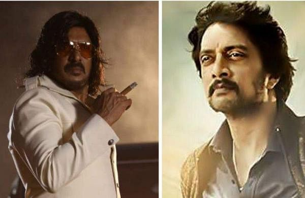 BREAKING: Sudeep joins Upendra's Kabza
