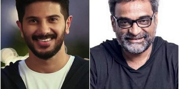 Dulquer Salmaan, R Balki team up for a thriller
