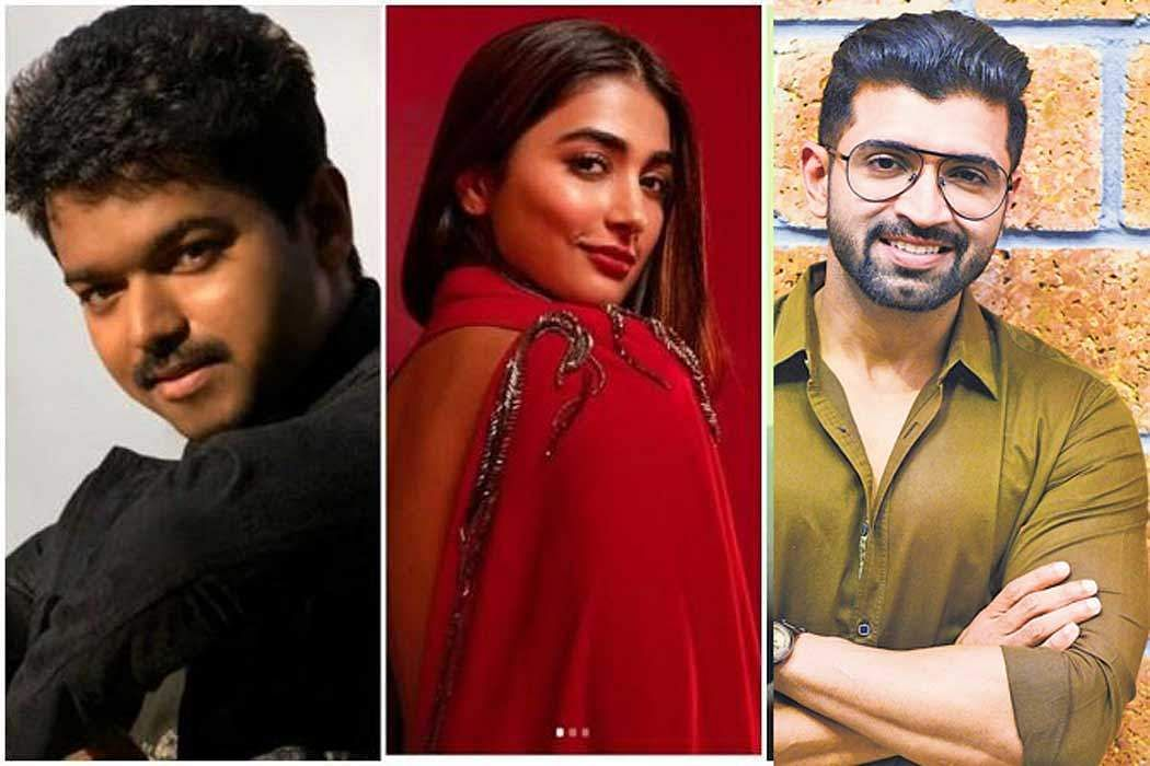 Pooja Hegde, Arun Vijay part of Thalapathy 65?
