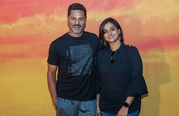 Prabhudeva, Remya Nambeesan to team up again