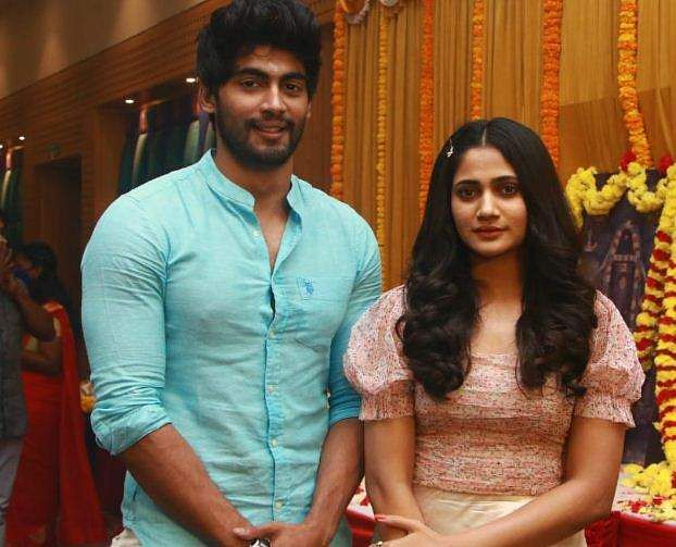 Tamil remake of Android Kunjappan launched with Tharshan and Losliya
