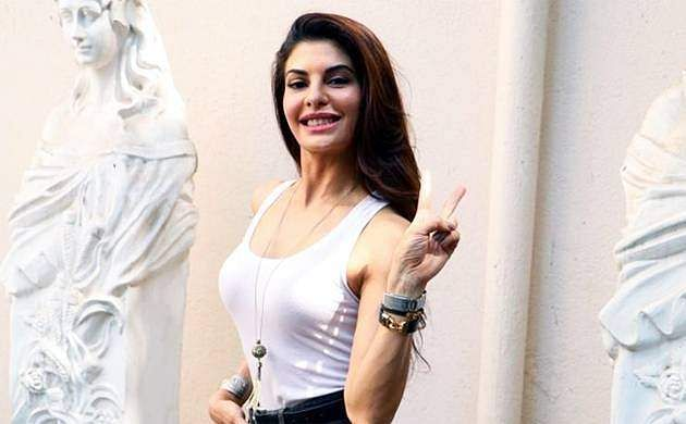 Jacqueline Fernandez starts the year with Circus shoot
