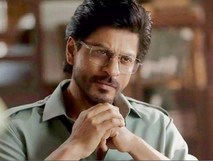 Shah Rukh Khan films action sequence for Pathan in Dubai