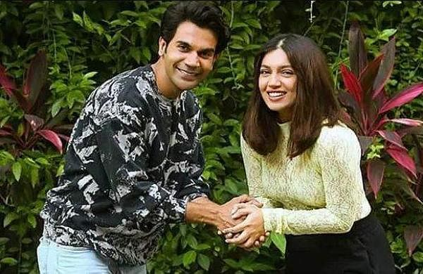 Rajkummar Rao, Bhumi Pednekar begin shooting for Badhaai Do