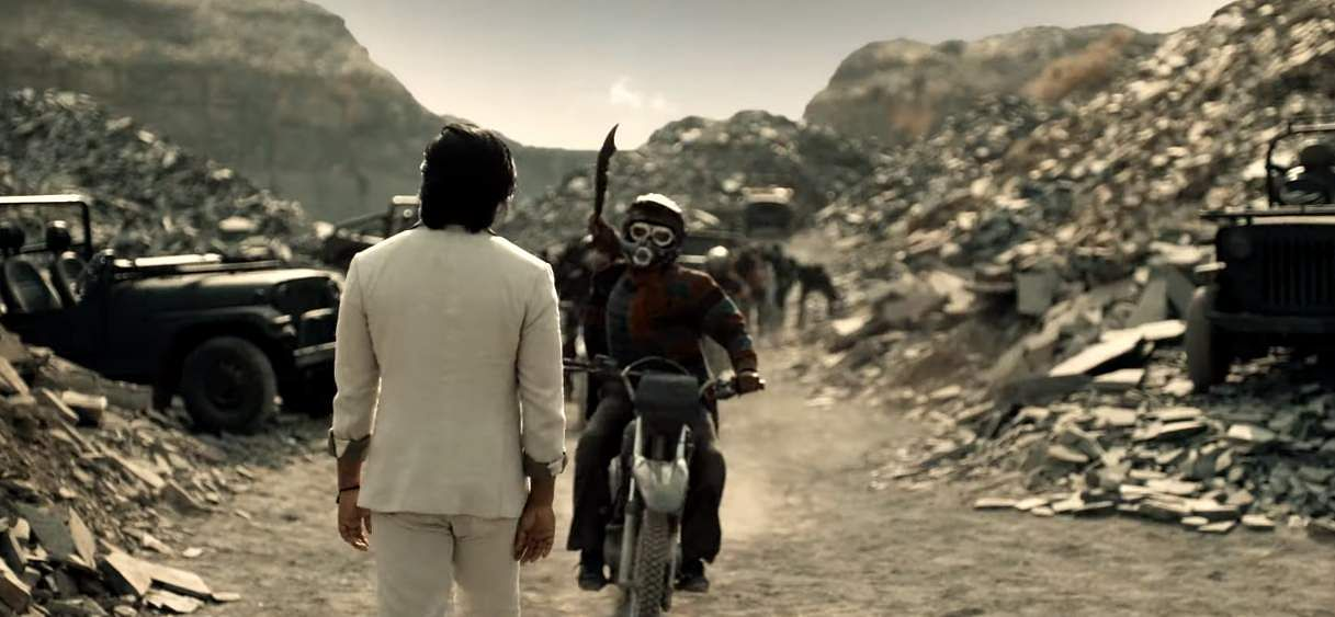 KGF Chapter 2 Teaser: 25 frames from the first glimpse into the final chapter of the Rocky Bhai story