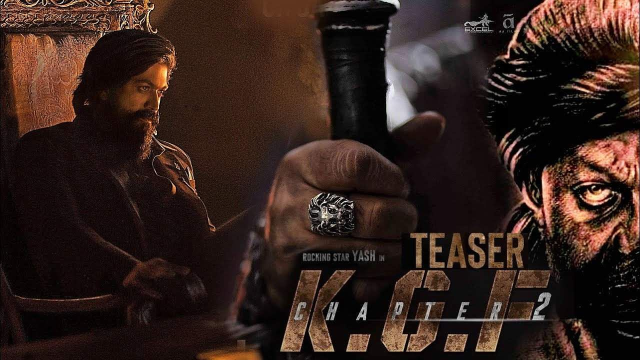 Teaser of KGF 2 out