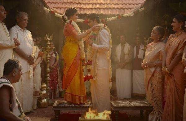 Sanya Malhotra and Abhimanyu Dassani