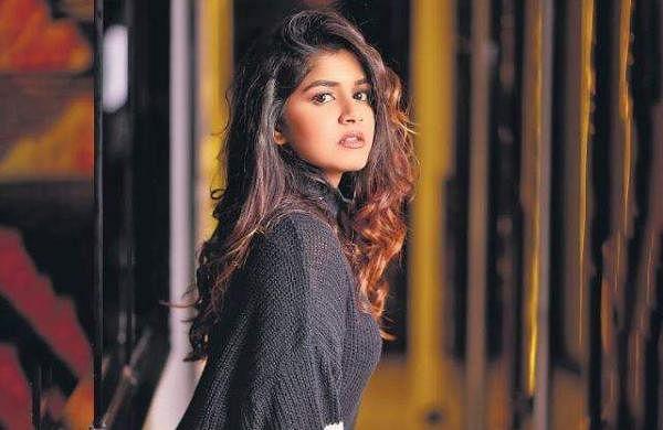 Sanjana Anand to make her Telugu debut