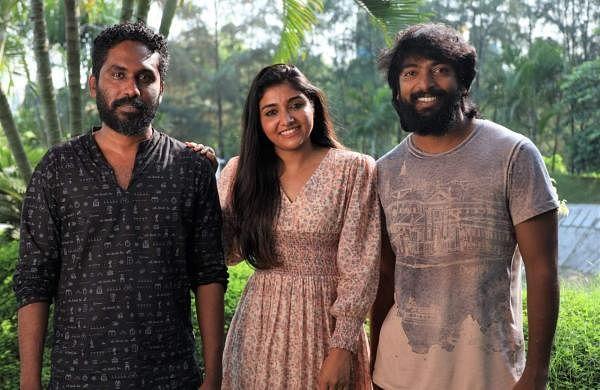 Sarjun, Mirnaa and Kalaiyarasan