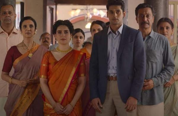 Sanya Malhotra, Abhimanyu Dassani