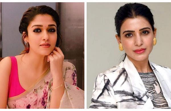 Nayanthara and Samantha