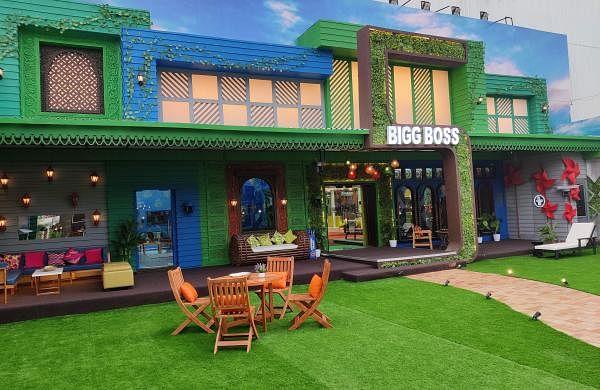 Bigg Boss 5 Season House