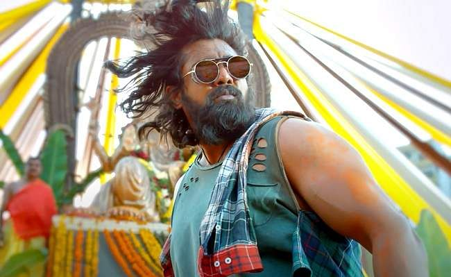 Pogaru Movie Review: A treat for Dhruva Sarja fans