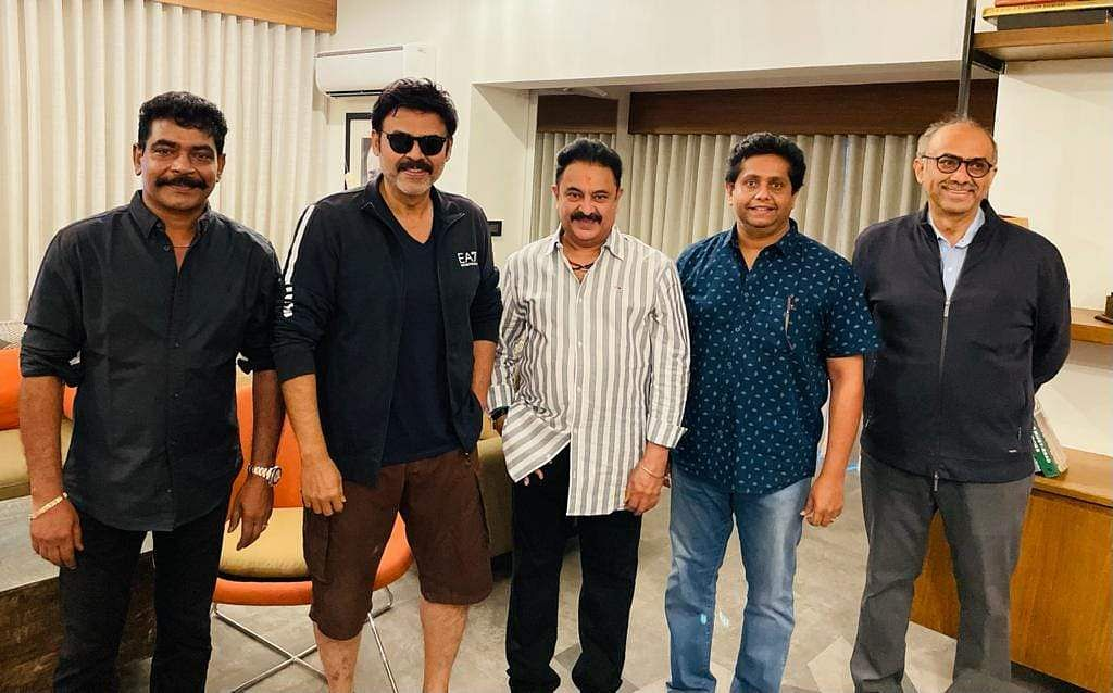 Jeethu Joseph to direct Venkatesh in Drushyam 2, the remake of his Drishyam 2