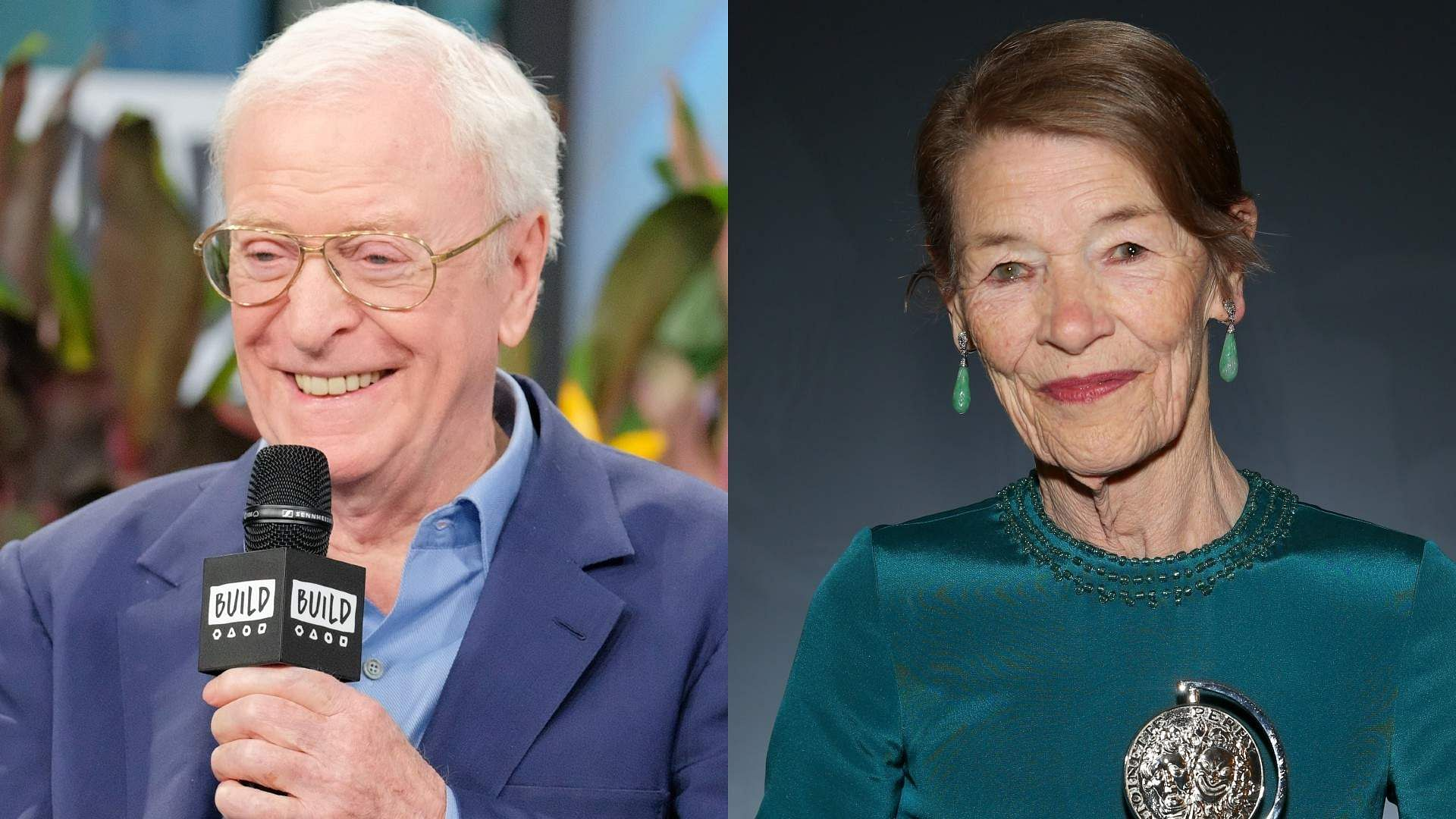 Michael Caine, Glenda Jackson team up for The Great Escaper