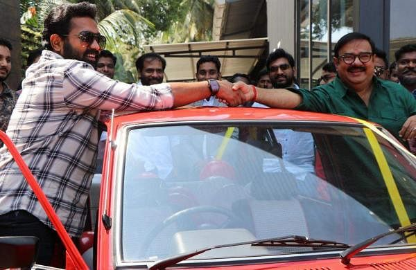 Asif Ali's next Maheshum Maruthiyum to roll next month