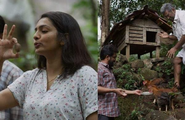 First footage from Aarkariyaam out