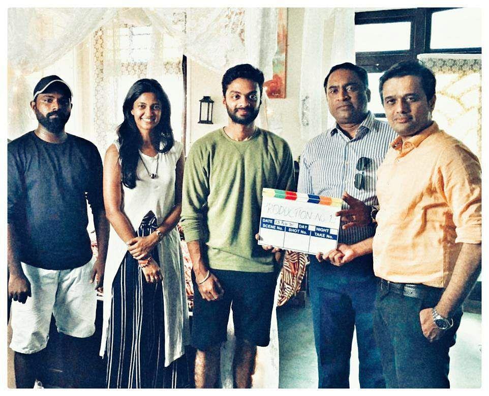 Keerthy Pandian and Vinoth Kishan's film goes on floors
