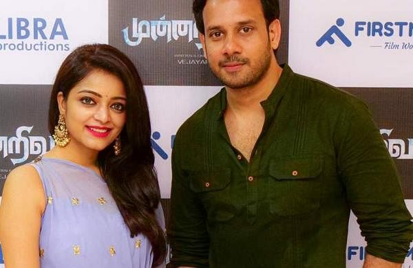 Bharath and Janani team up for Munarivan