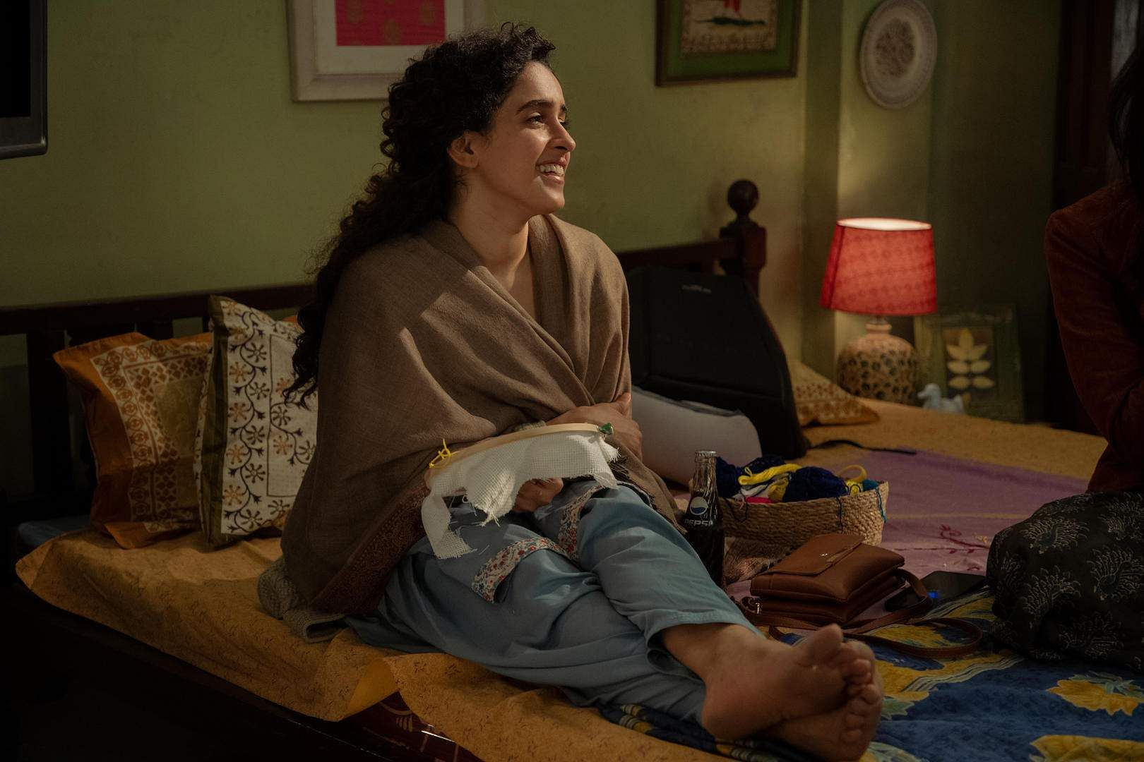 Sanya Malhotra-starrer Pagglait to release on Netflix on March 26- Cinema  express