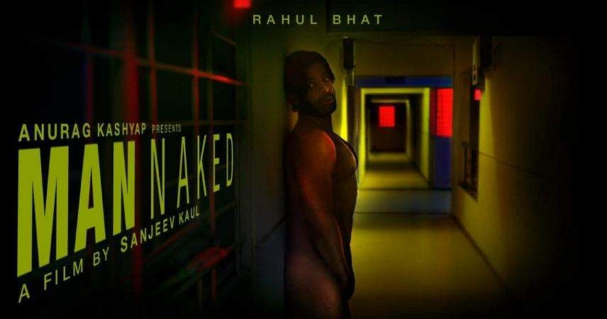Poster of Man Naked