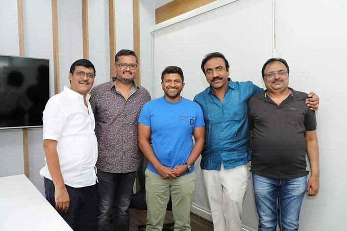 Dinakar Thoogudeepa's film with Puneeth Rajkumar to be bankrolled by Jayanna Films