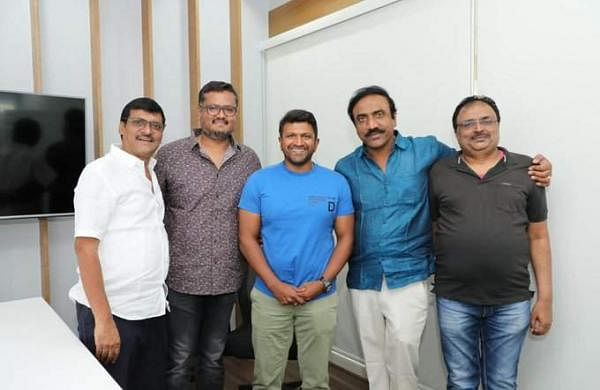 Dinakar Thoogudeepa's film with Puneeth Rajkumar to be bankrolled by Jayanna Films