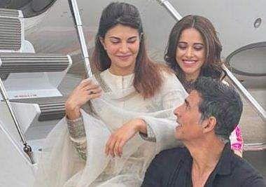 Akshay Kumar's Ram Setu shooting begins in Ayodhya