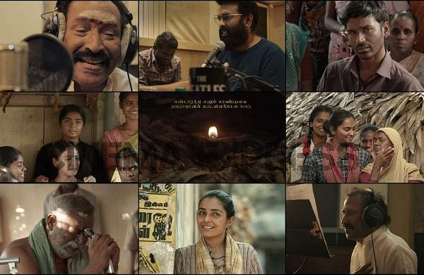 Pandarathi Puranam comes to life: 25 frames from Karnan 2nd single ft. Dhanush, Mari Selvaraj, Lal