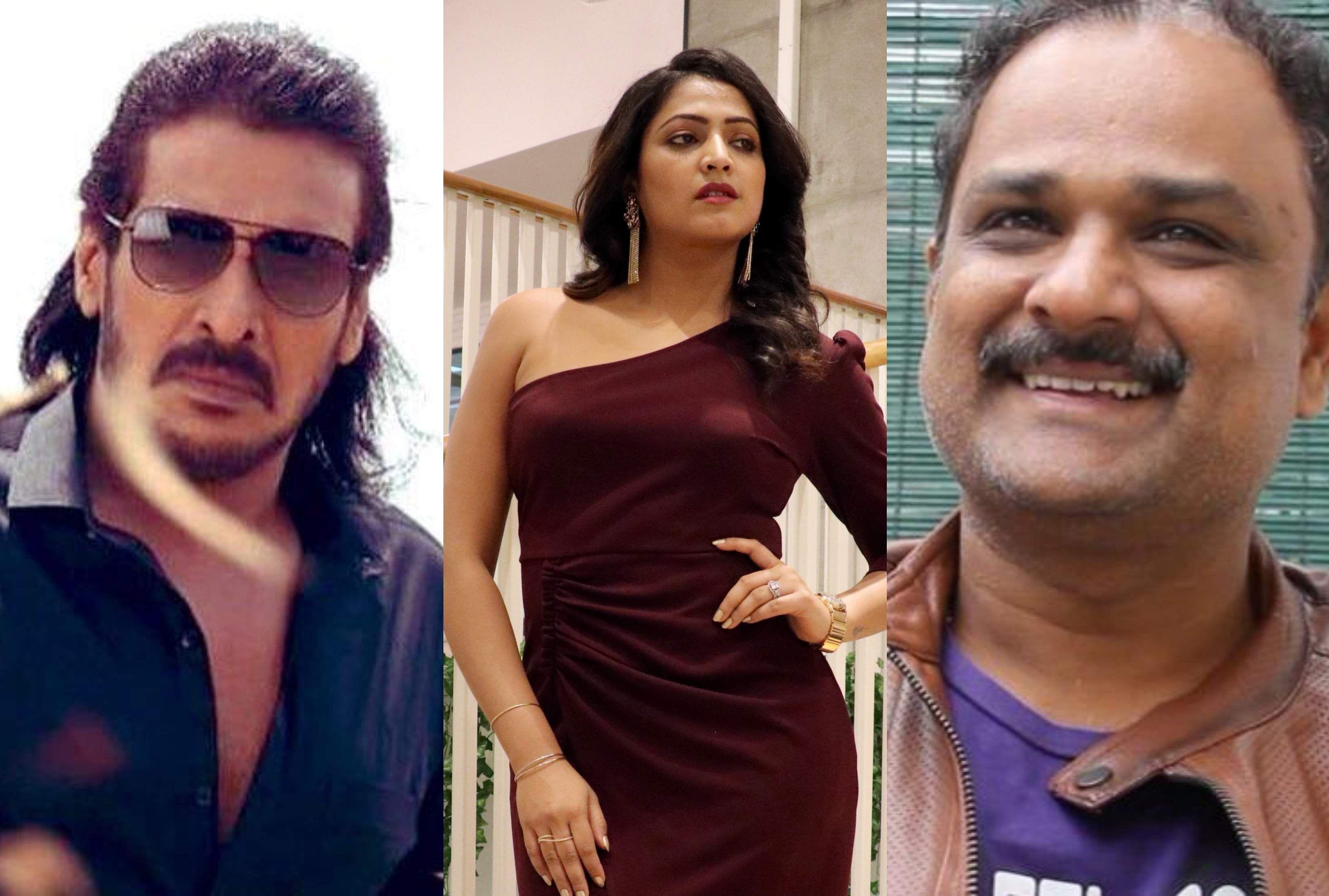 Hariprriya joins Upendra-Shashank's new film