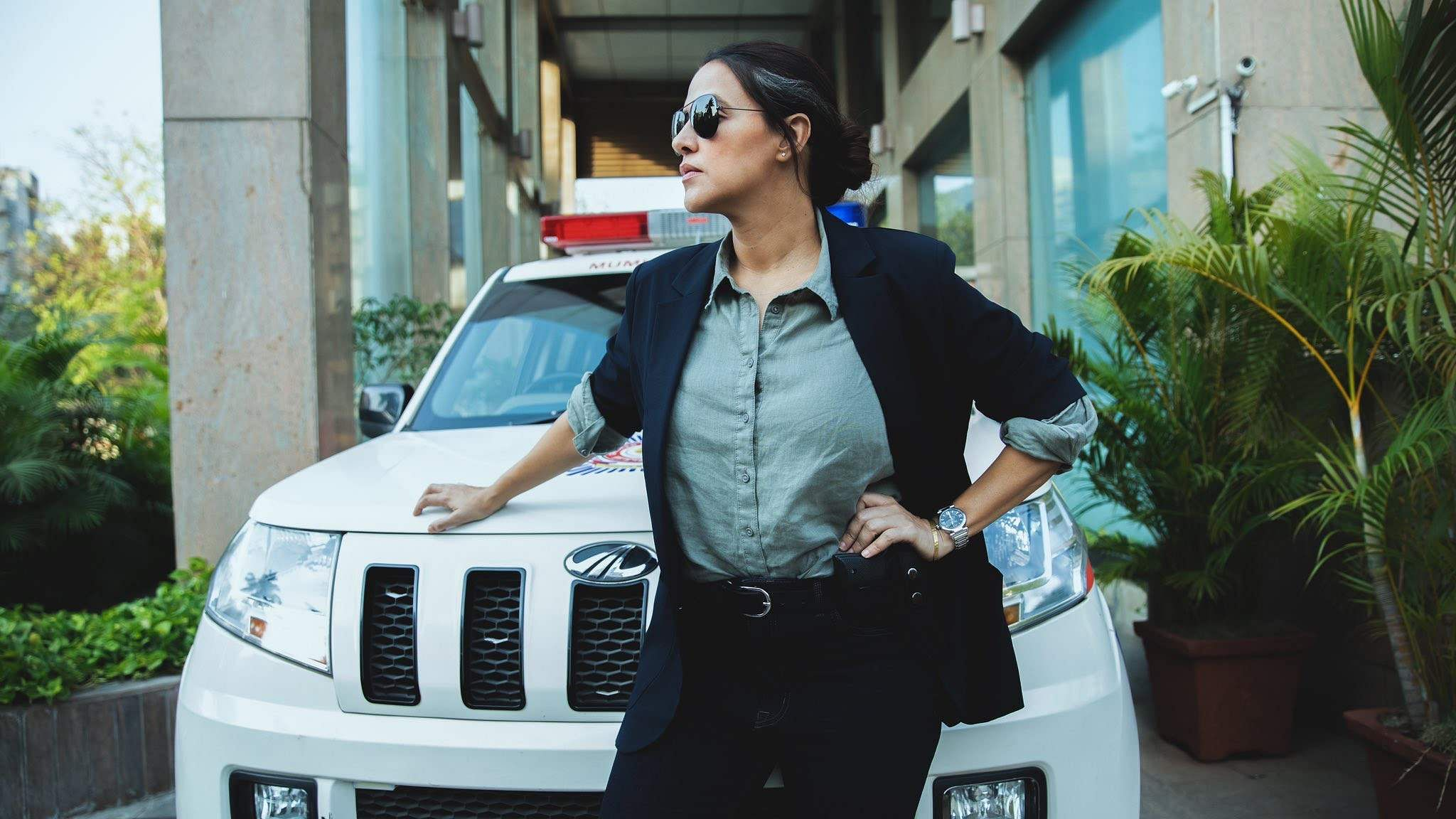 Neha Dhupia plays a cop in A Thursday, first look out