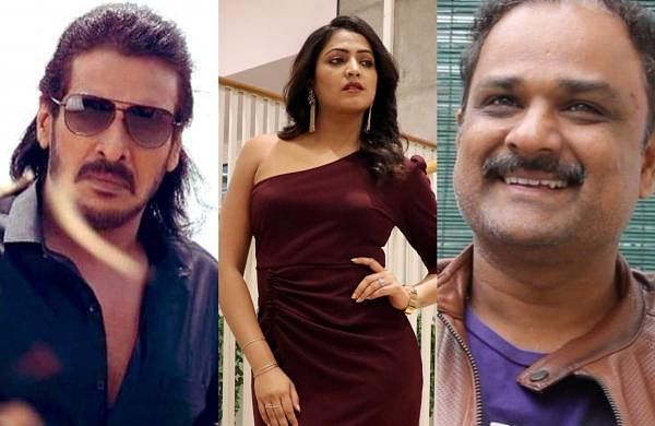 Hariprriya joins Upendra-Shashank's new film