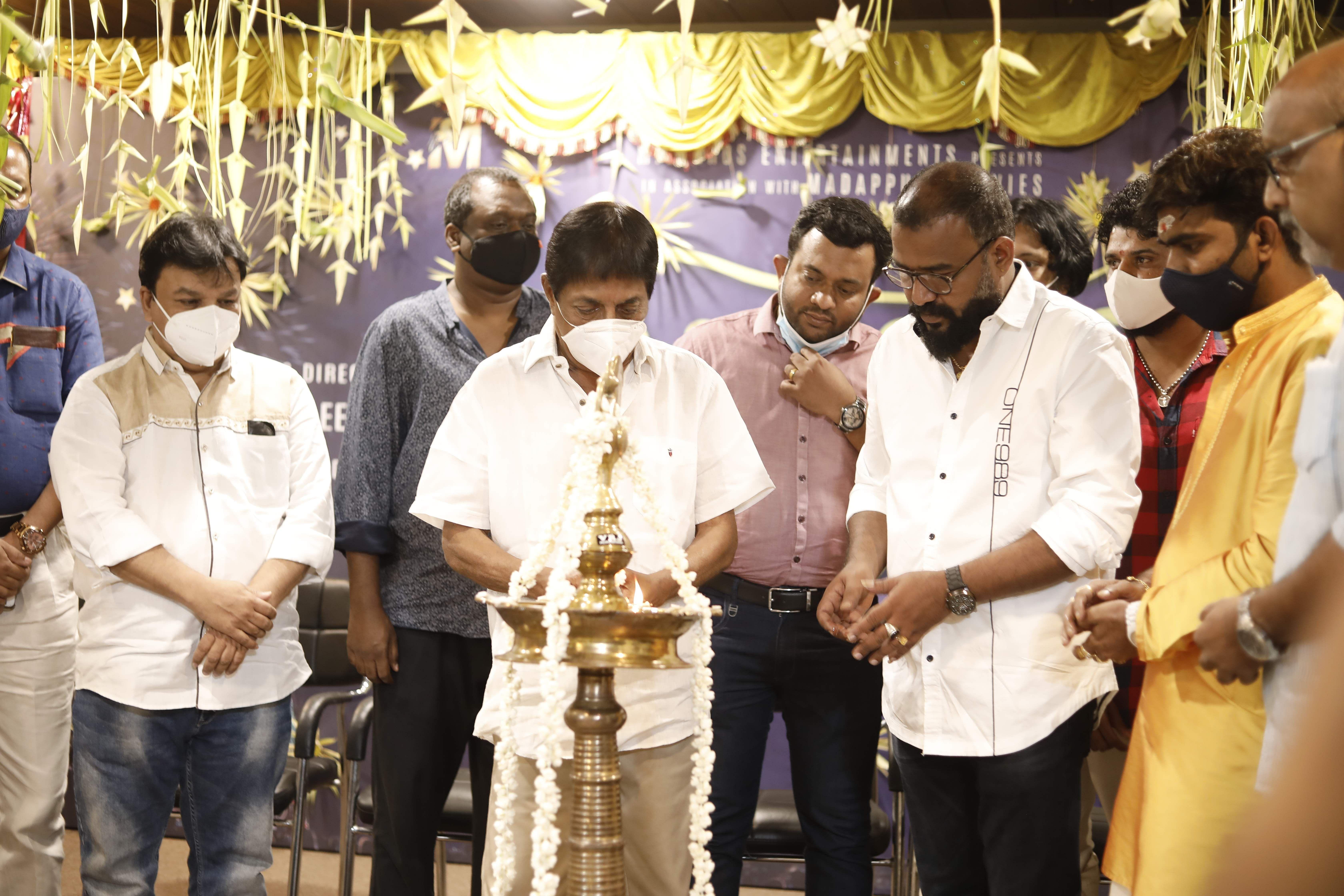 Sreenivasan-Hareesh Kanaran's Kuruthola Perunaal launched