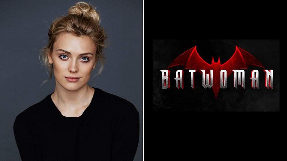 Wallis Day cast as Kate Kane in Batwoman