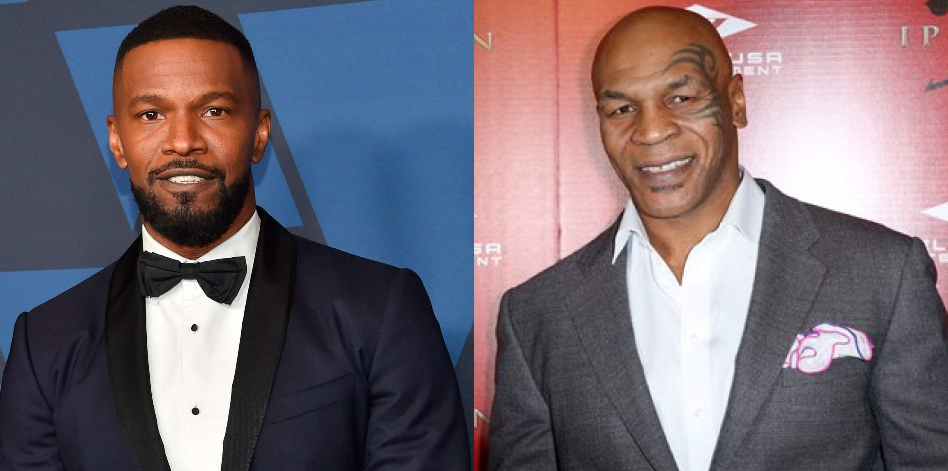 Jamie Foxx to play Mike Tyson in upcoming biopic