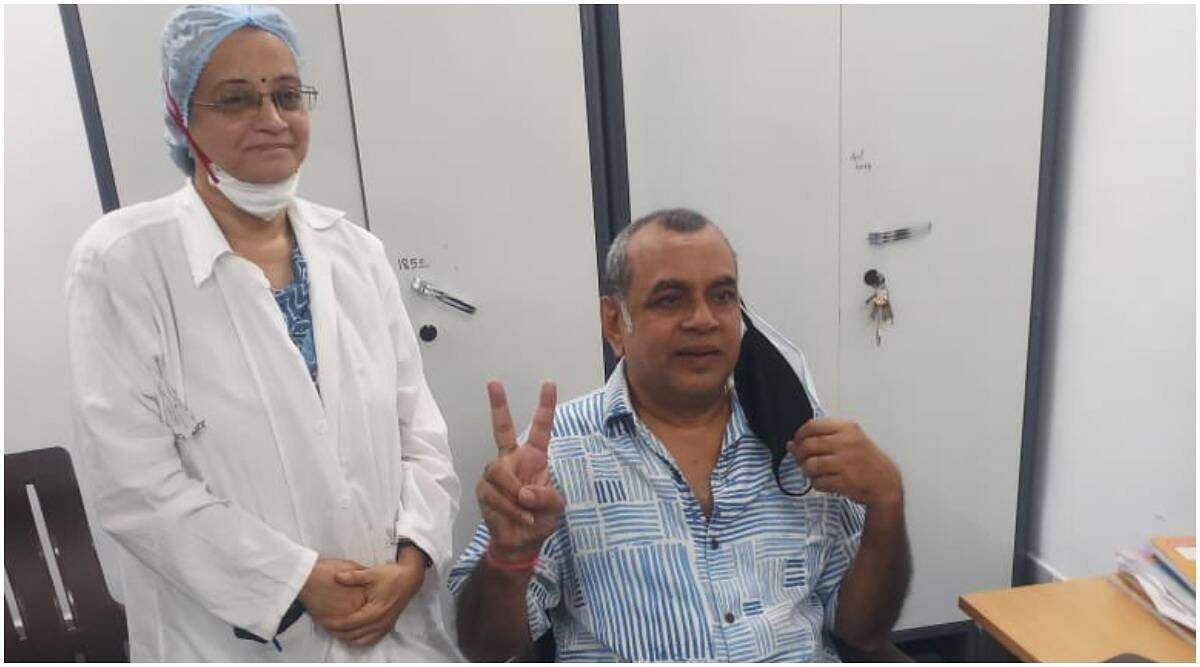 Paresh Rawal tests positive for Covid-19