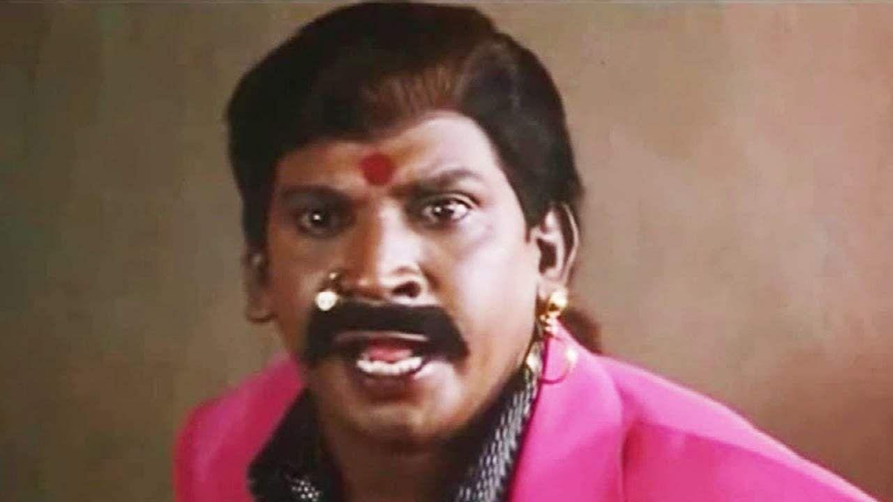 Vadivelu as Naai Sekar from Thalai Nagaram
