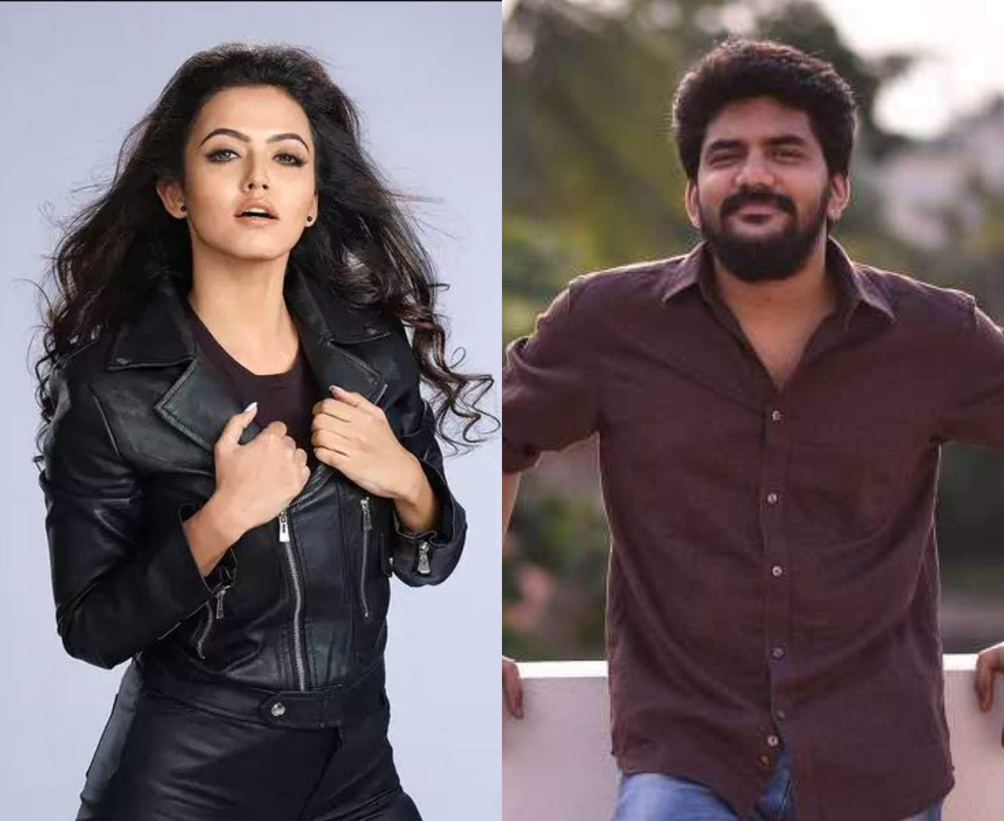 Kavin and Aparna Das on board Thalapathy 65