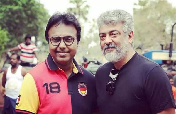 D Imman and Ajith
