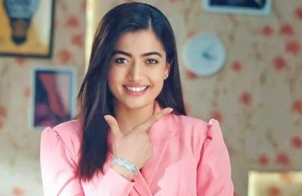 Rashmika Mandanna joins the shoot of Mission Majnu in Lucknow