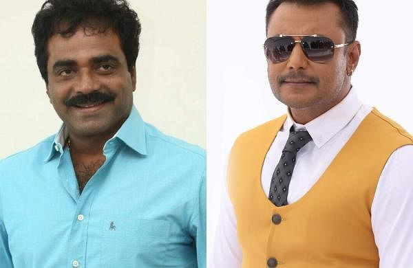 Darshan to play a navy officer in Gold Ring