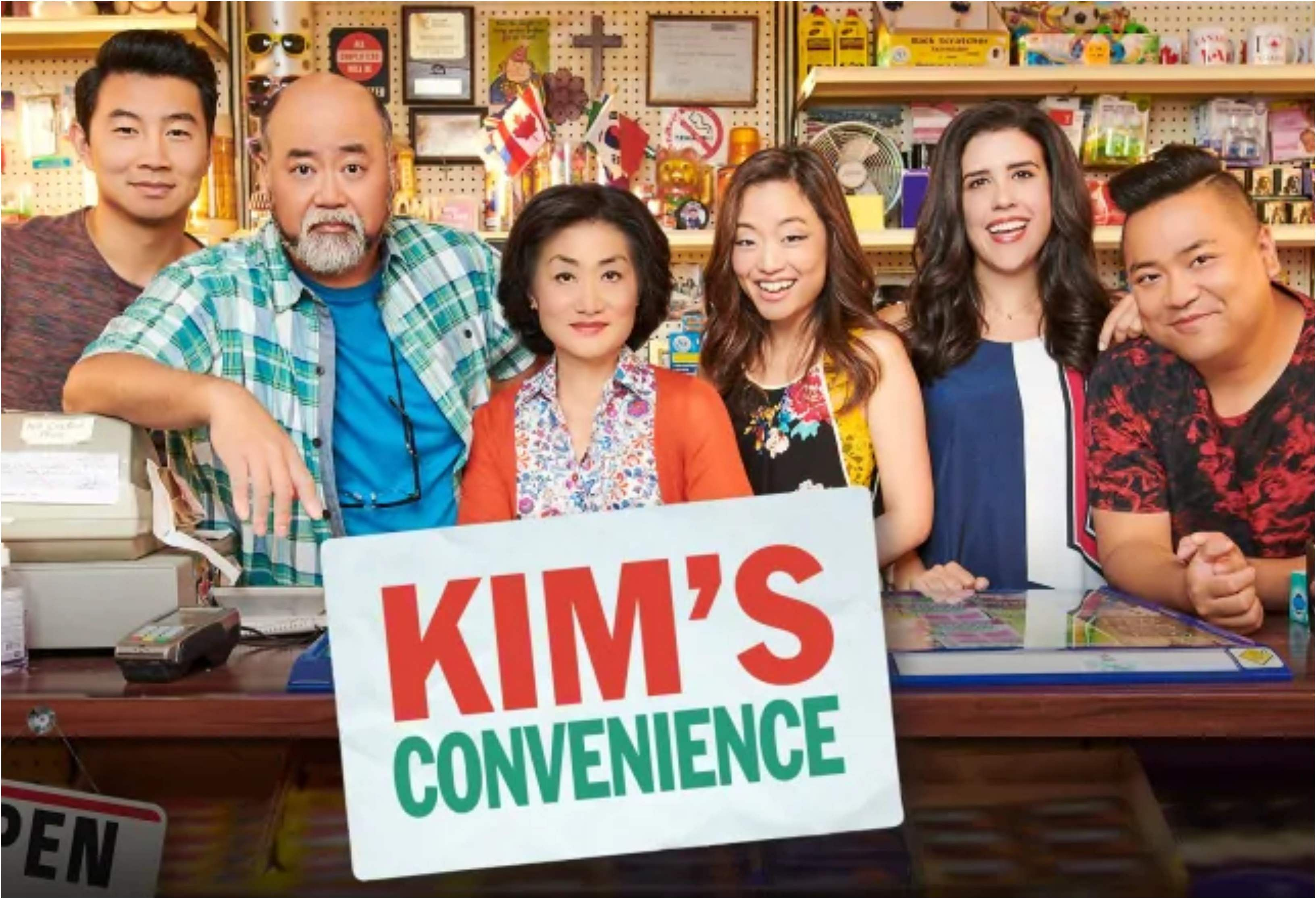Kim's Convenience to end with ongoing season five- Cinema express