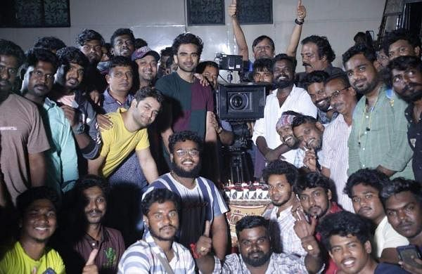 It is a wrap for Ashok Selvan-Priya Bhavani Shankar film