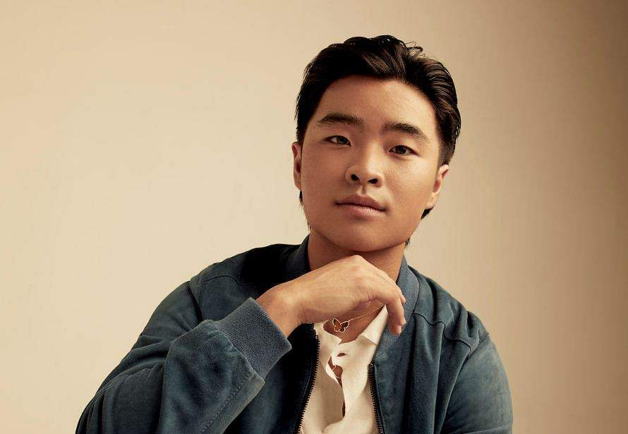 Dallas Liu joins the cast of Shang-Chi and the Legend of the Ten Rings