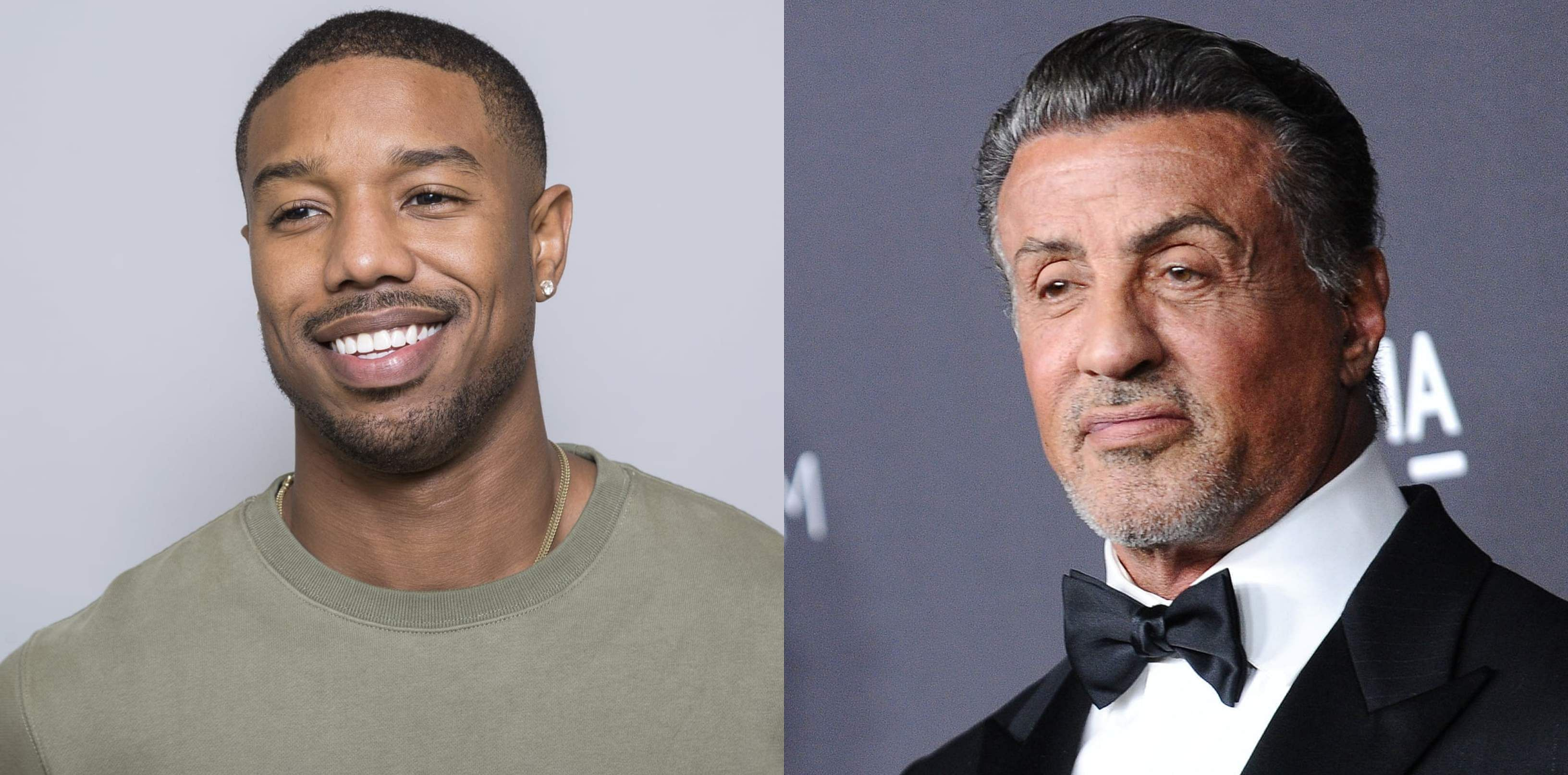 Michael Jordan reveals why Sylvester Stallone wont be returning for Creed 3.