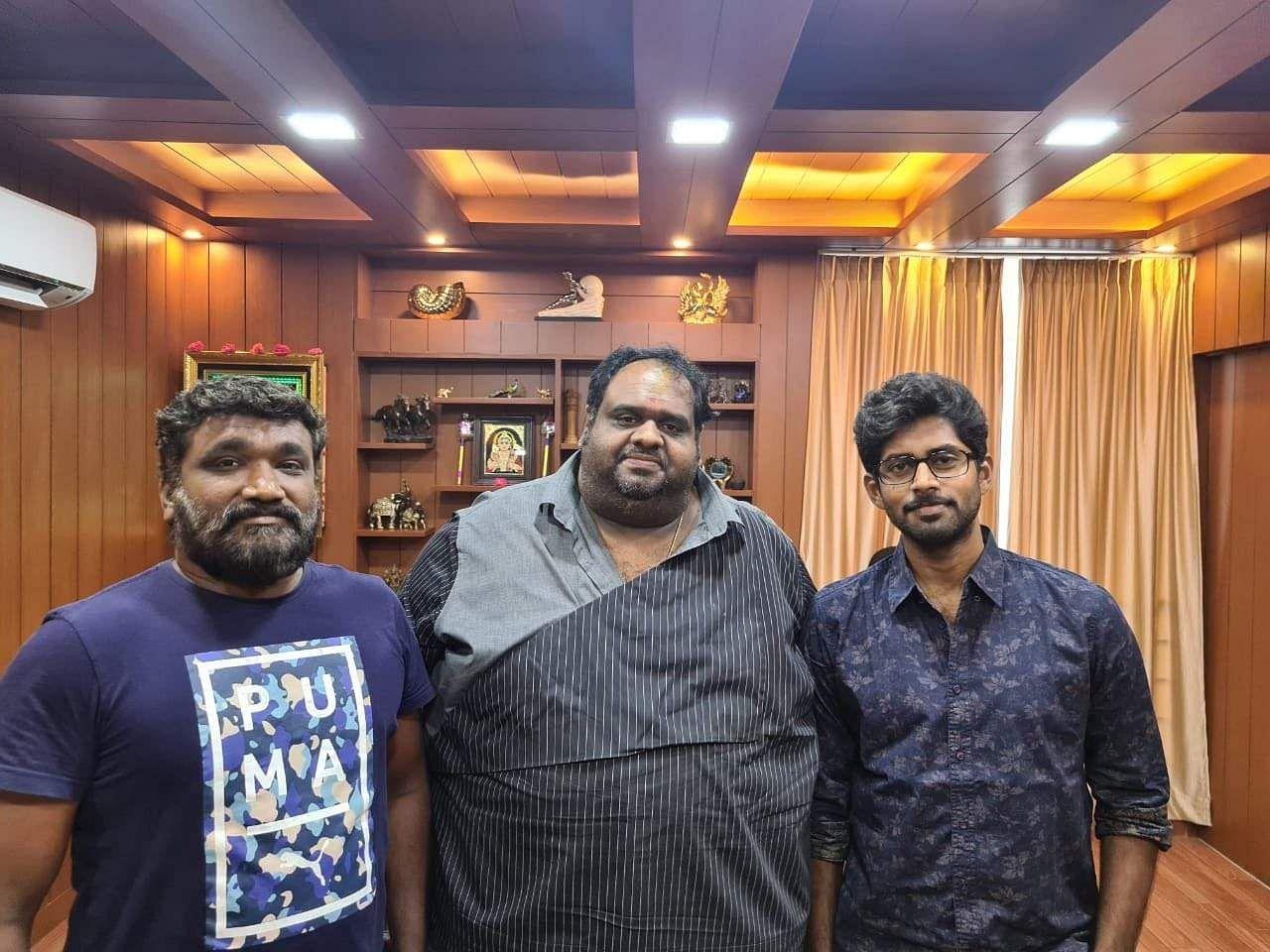 Kathir and Vikram Sugumaran reunite for a new film
