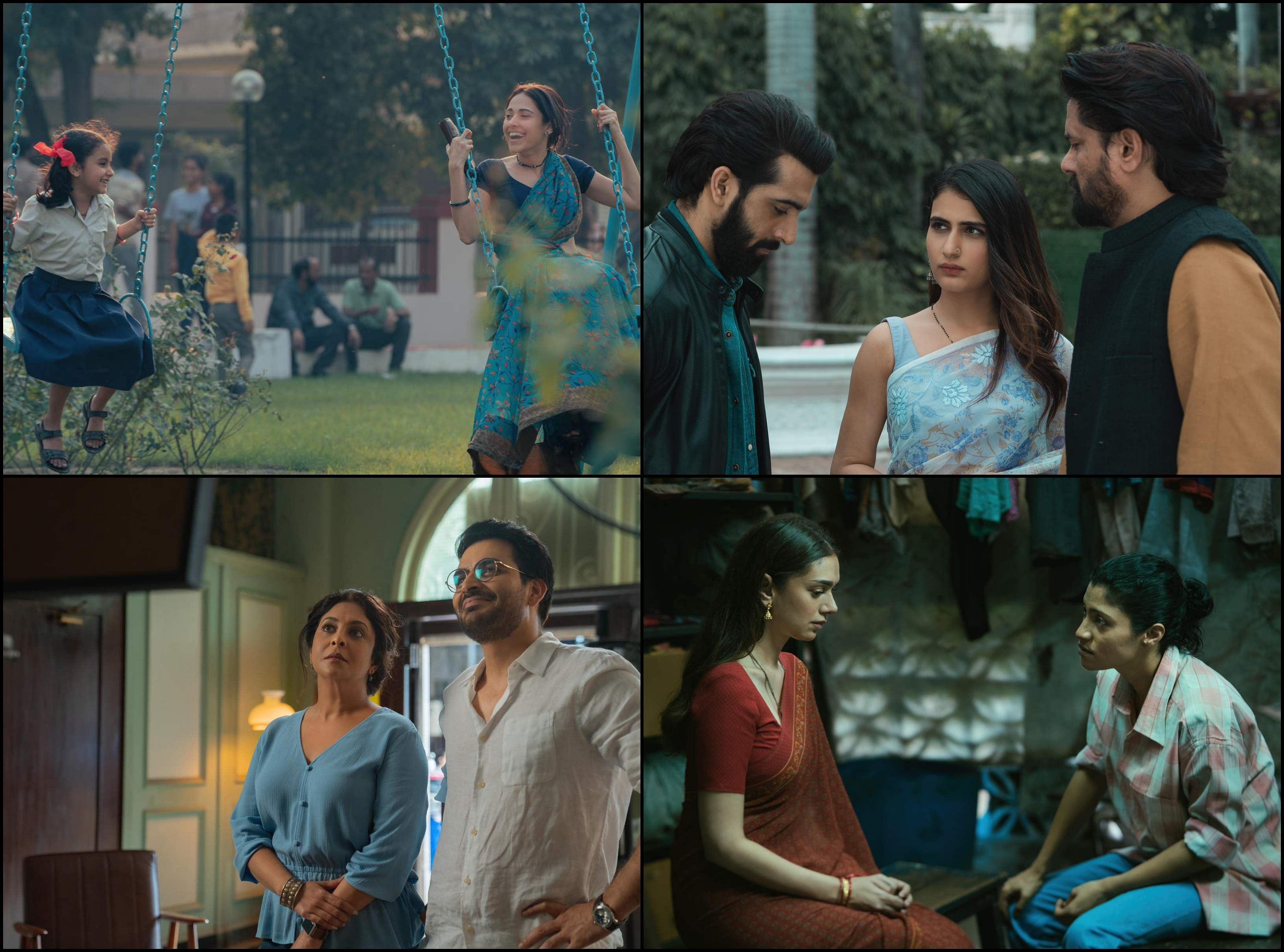 Ajeeb Daastans Movie Review:Goods and bad co-exists in this morally ambiguous anthology