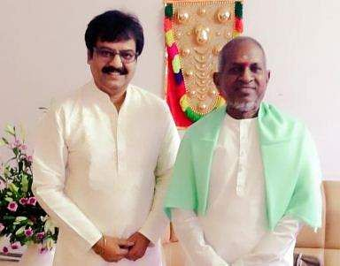 Ilaiyaraaja: No fan can match the love and respect Vivekh had for me
