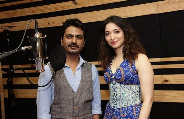 Track out: Nawazuddin Siddiqui makes his singing debut with Swaggy Chudiyan