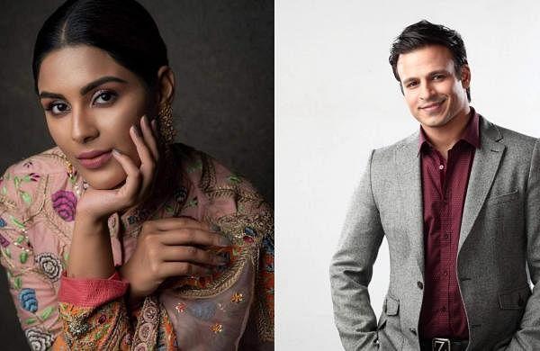 Samyuktha Menon and Vivek Oberoi